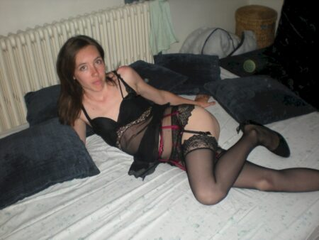 Une salope sexy pour du réel